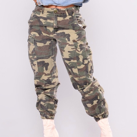b85b14b632735 Fashion Nova Pants   Cadet Kim Cargo   Poshmark